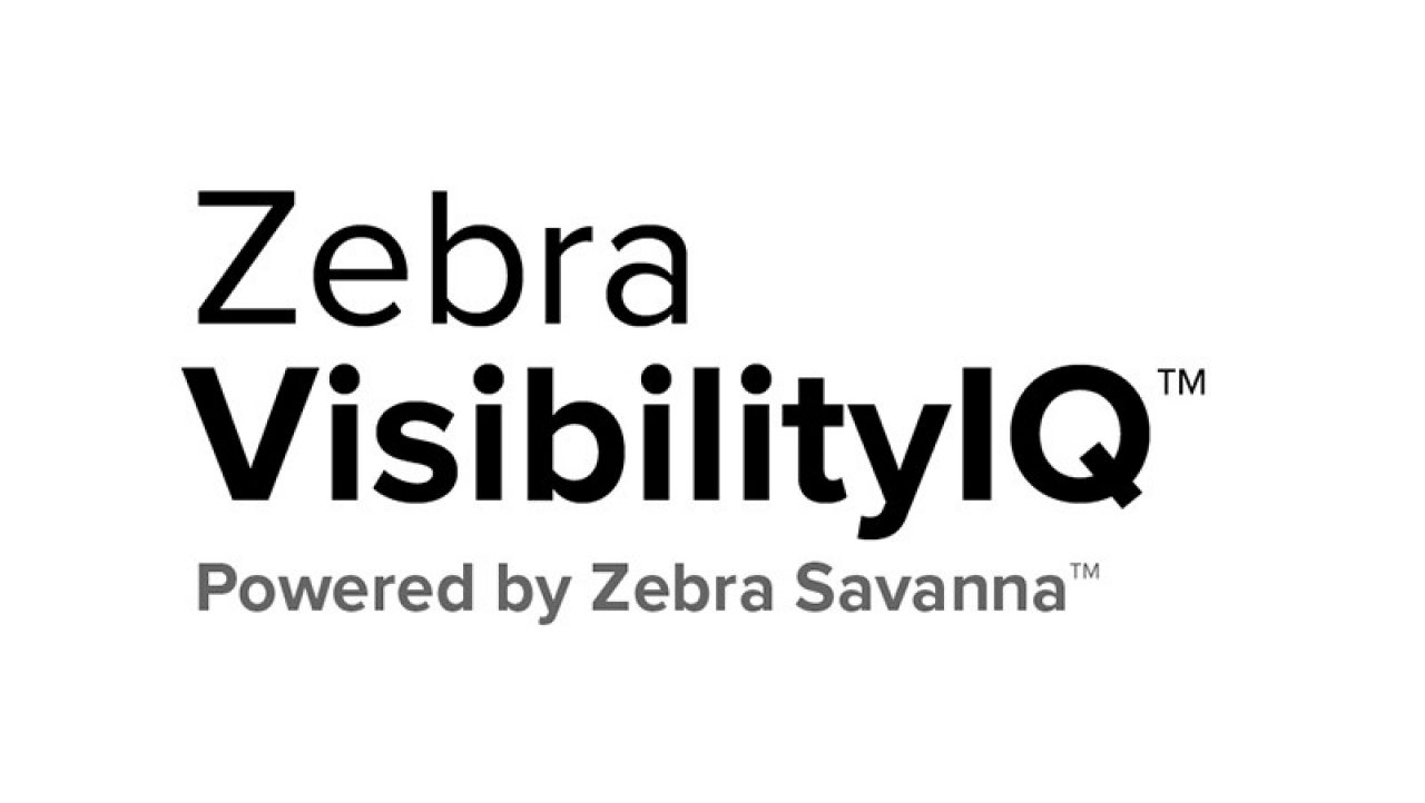 Logotipo do Zebra VisibilityIQ