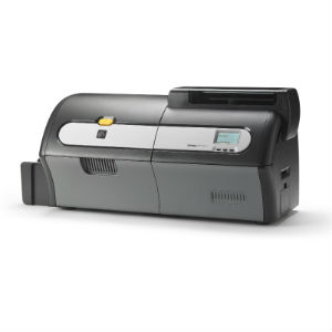 Front View of ZXP Series 7 Card Printer