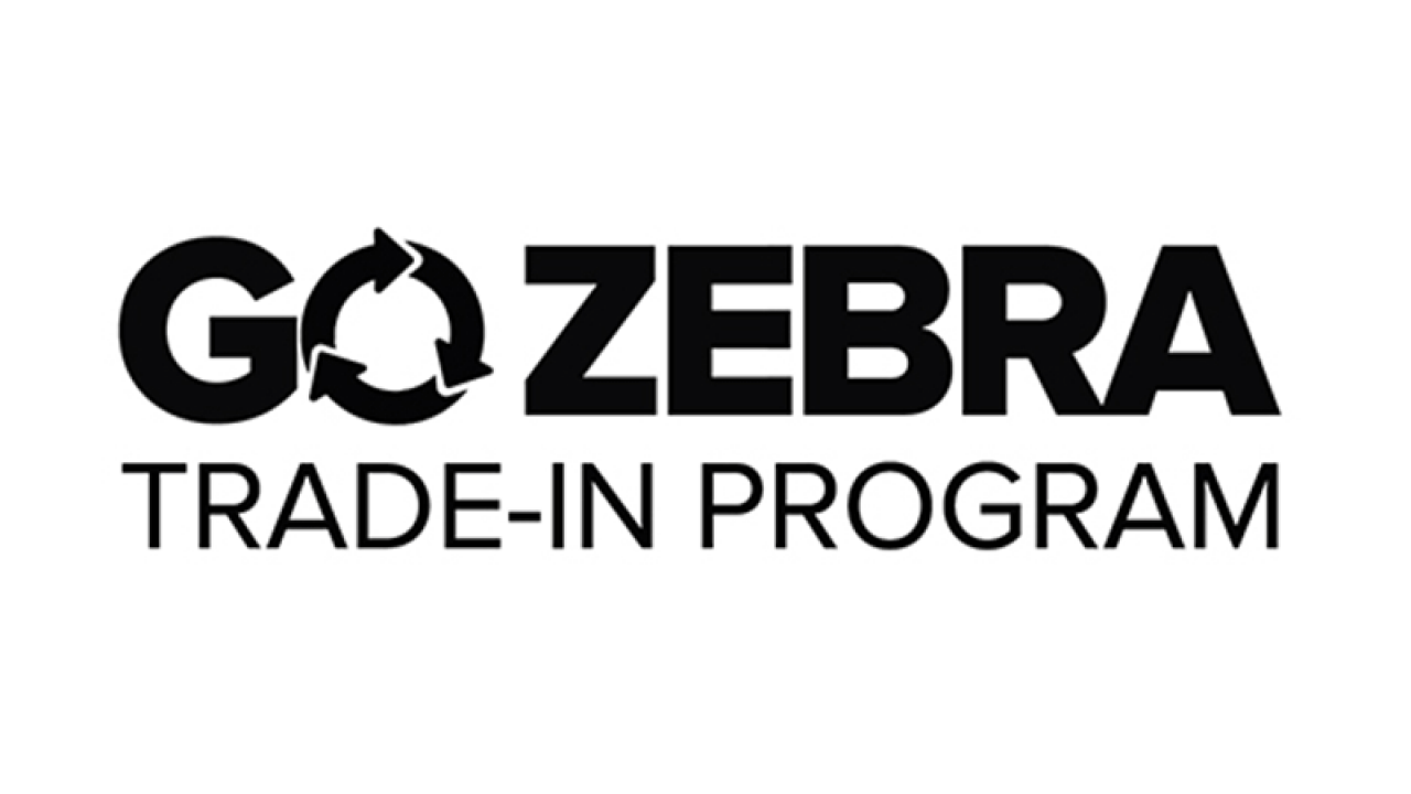 Go Zebra Trade\u002Din Program logo