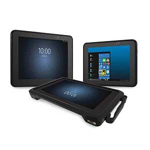 Tablet Zebra ET51 con scanner integrato