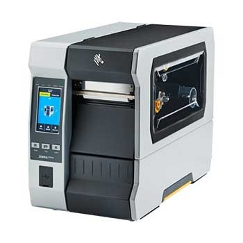 Zebra ZT610 RFID Printer with Touch Screen